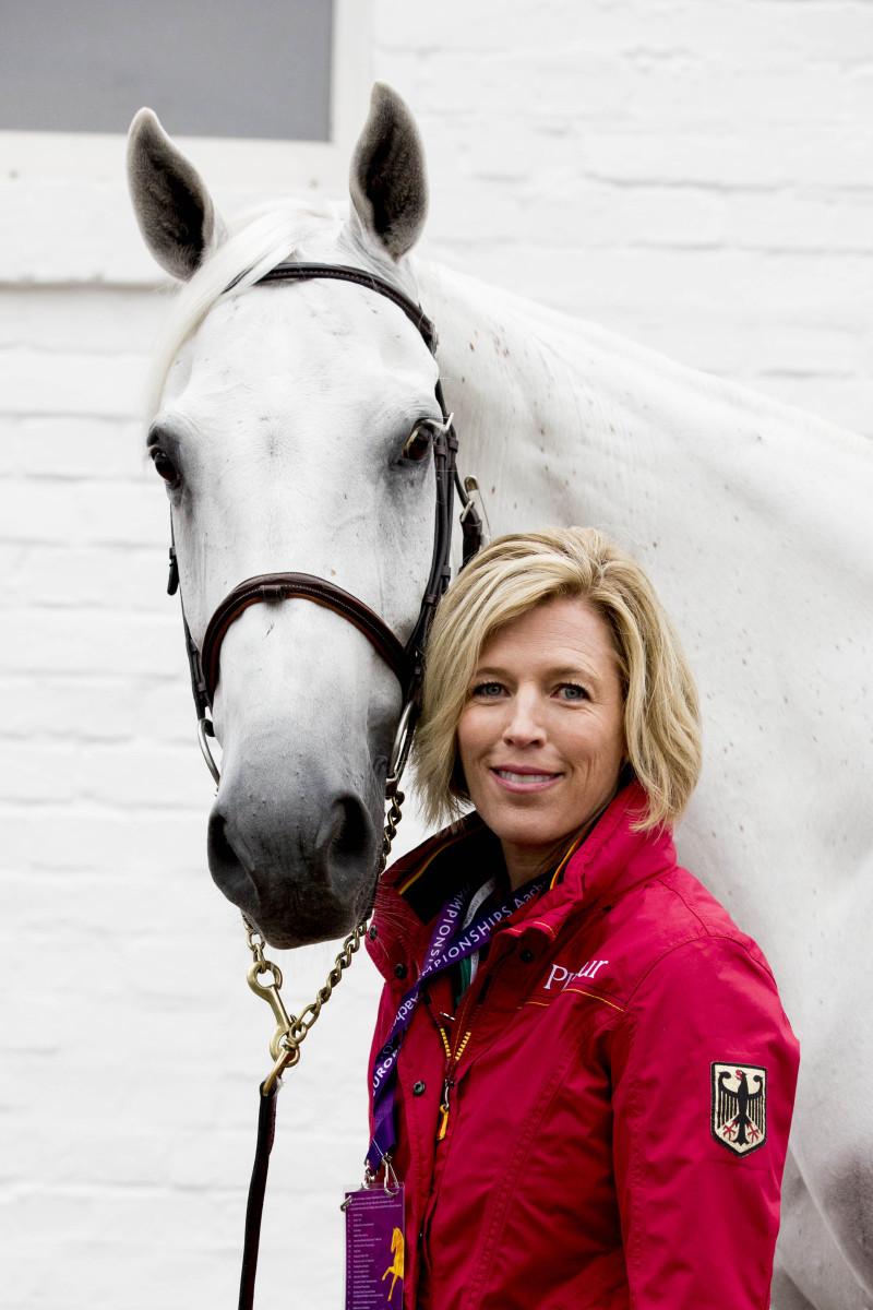 Zwei neue Pferde für Meredith Michaels-Beerbaum - St.GEORG