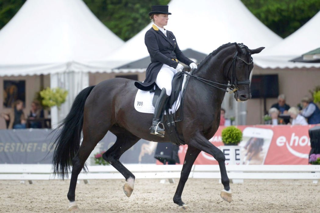 German Champions 2016 Isabell Werth and Weihegold