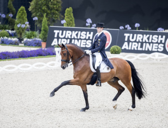 Video: Sönke Rothenberger und Cosmo im Grand Prix von Valencia und was Richter Peter Holler sagt