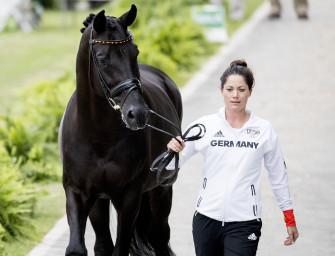 Neues Pferd für Kristina Bröring-Sprehe – mit Video