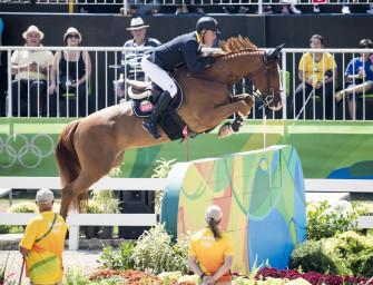 René Tebbels Olympiapferd Zipper in die USA verkauft