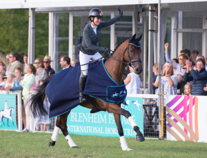 Adam Fanthorpe/Blenheim Palace International Horse Trials