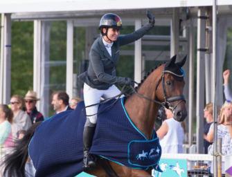 Houghton Hall: Bettina Hoy führt das Feld an, Deutschland Sieger im Nationenpreis