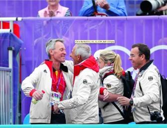 Wird Chris Bartle nun doch Trainer der britischen Vielseitigkeitsreiter?