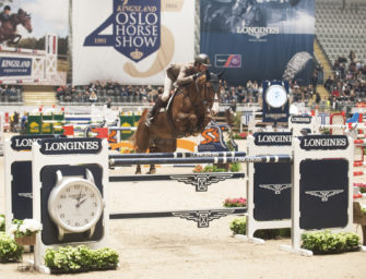 Weltcup Oslo: Ehning Zweiter, Alberto Zorzi gewinnt