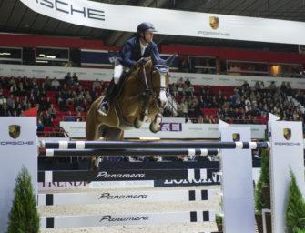 Helsinki: belgischer Triumph, Weishaupt Dritter