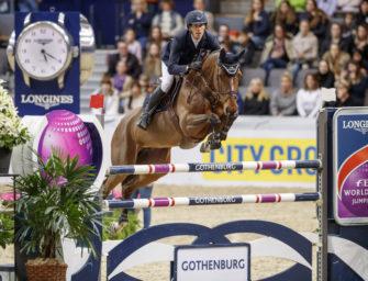 Göteborg: Henrik von Eckermann macht sein Land stolz, Wulschner qualifiziert sich für Omaha