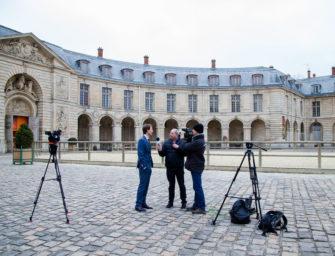 Erstes Fünf-Sterne-Springturnier in Versailles