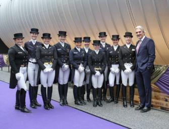 Deutsche Bank Reitsport-Akademie: Mini Mentees stehen fest