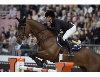 Großer Preis von Paris: Edwina Tops-Alexander vorne