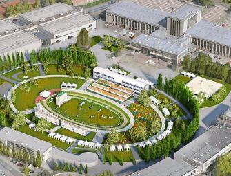 Global Champions Tour macht Halt im Berliner Sommergarten