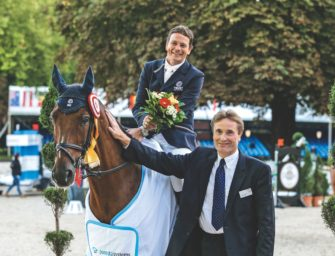 Toni Haßmann auch weiter fürs Westfälische Pferdestammbuch tätig