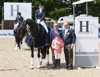 Dressur Derby Hamburg: Reiter aus drei Nationen im Finale, Lütkemeier mit Fehlern
