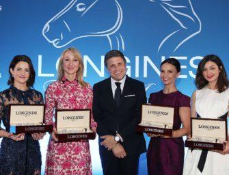 Longines Ladies Award viermal vergeben