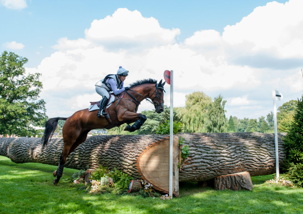 Landrover Burghley Horse Trials/Peter Nixon