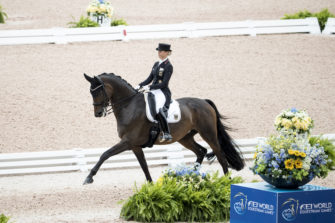 Wm 2018 Jessica Von Bredow Werndl Und Dalera Bringen Deutschland In