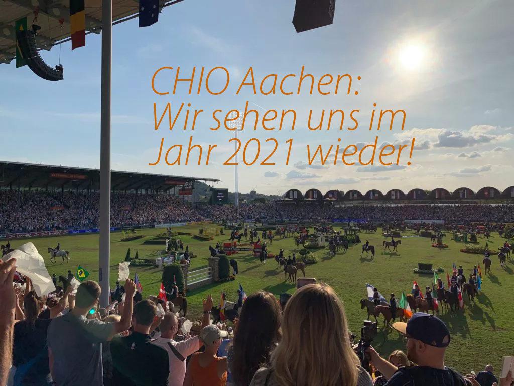 Chio Aachen 2021 Karten