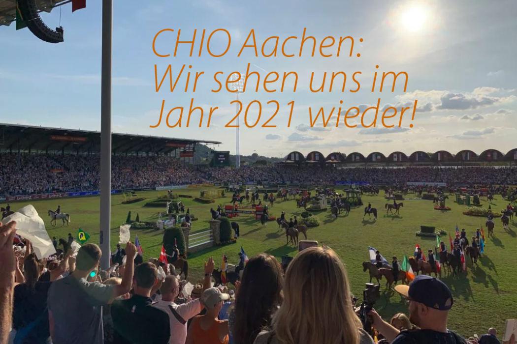 Reiten Aachen 2021